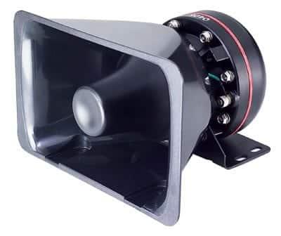 Mocking 100 Watt Siren Speaker
