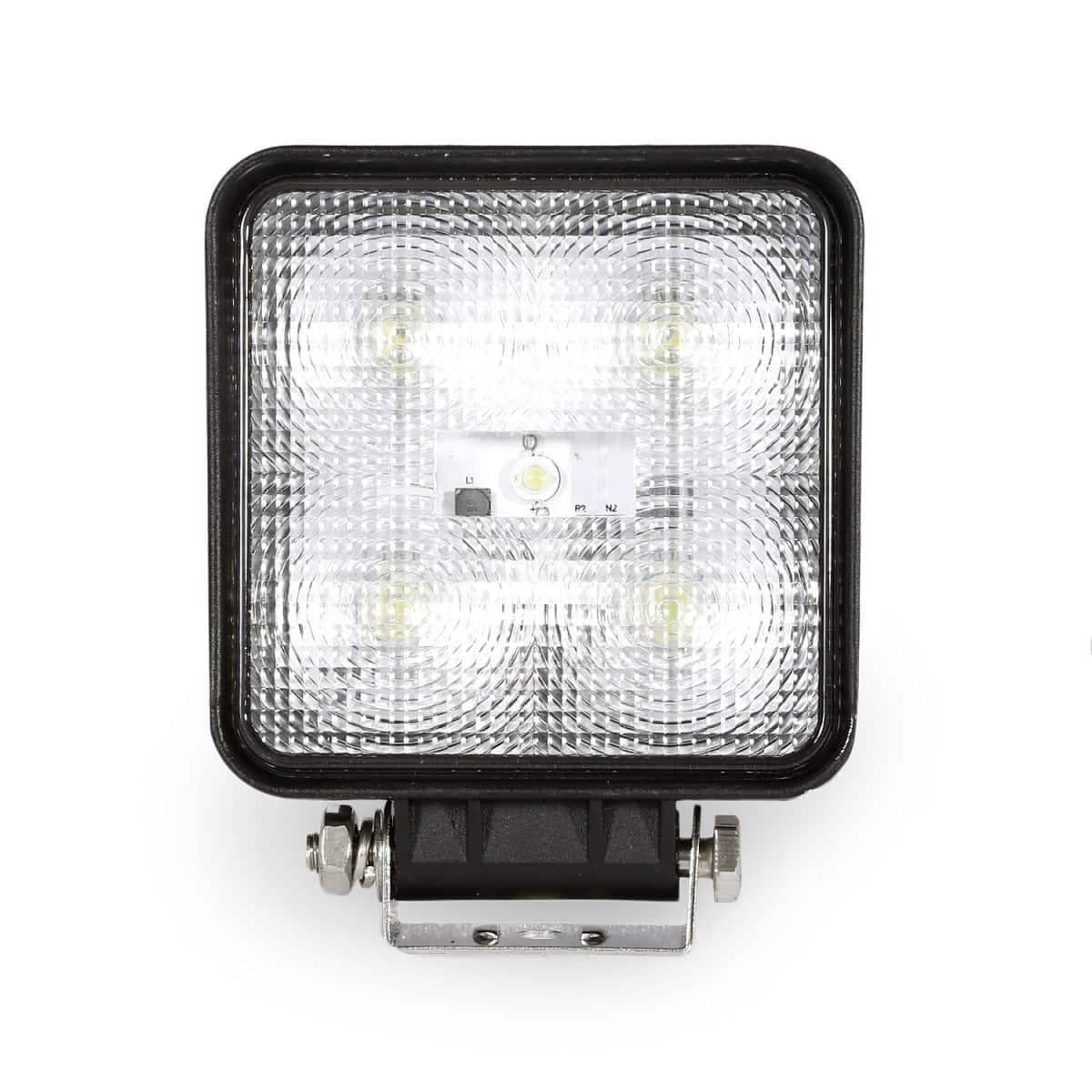 Off road led light bars for trucks led equipped vulture 15 watt led work lights aloadofball Image collections