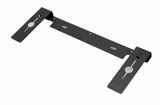 Vertical Rear License Plate Bracket