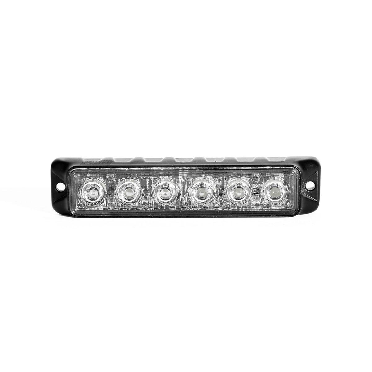 Swift 30 Tir 3 Watt 6 Led Emergency Vehicle Grill Warning Light Lighting Wiring Diagram Besides Car Electrical Head Equipped