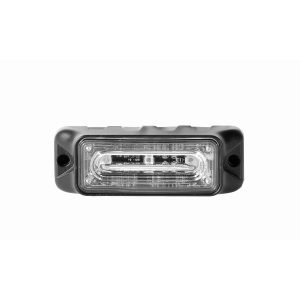 Linear 3 watt 3 LED Emergency Vehicle Grill Warning Light Head