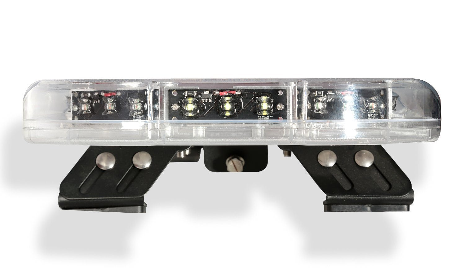 Emergency led light bar fusion frontier emergency 3 watt led light bar 48 in aloadofball Choice Image