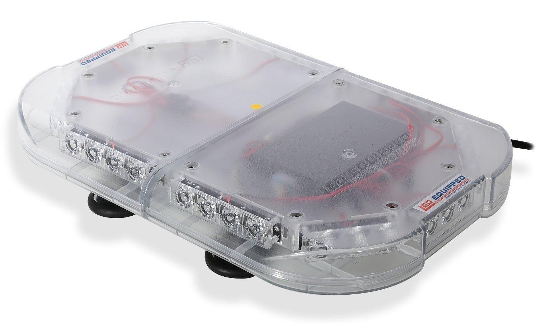 TIR Emergency 3 watt LED Light Bar 18 in