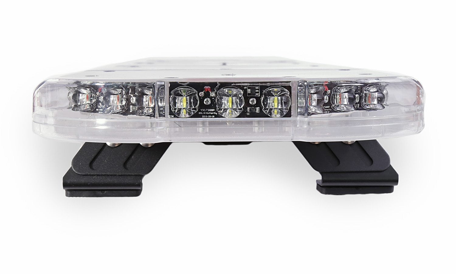 Fusion frontier emergency led light bar 63 in led equipped aloadofball Image collections