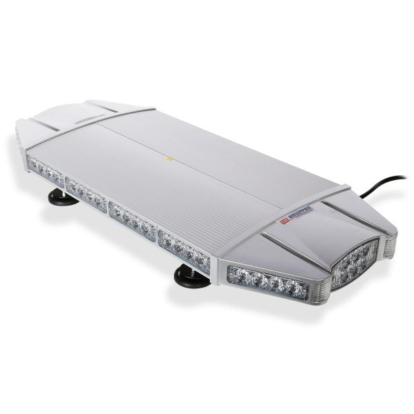 Falcon Flight TIR Dual Color Emergency 3 watt LED Light Bar 27 in