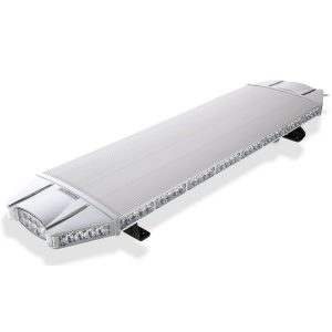 Falcon Flight TIR Dual Color Emergency 3 watt LED Light Bar 48 in
