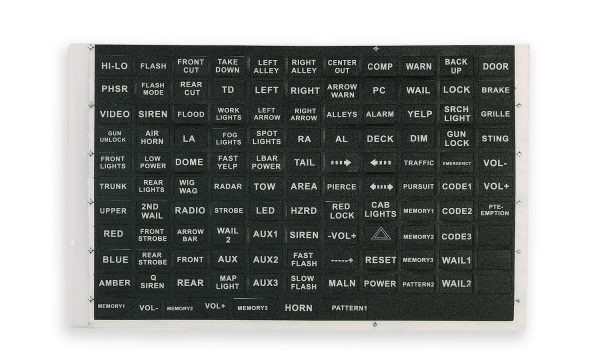 keypad/control box