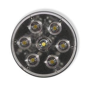 -Swift 3.0 TIR 3 Watt 7 LED Emergency Vehicle Fog Light Surface Mount LED