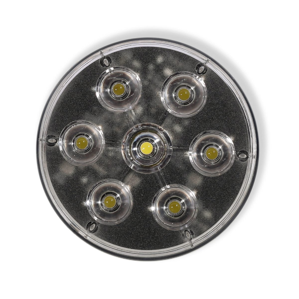 Swift 3.0 TIR 3 Watt 7 LED Emergency Vehicle Fog Light Surface Mount LED