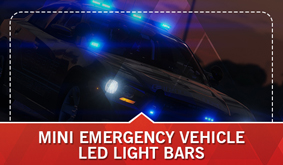 LED Emergency Vehicle Lights and Police Warning Lights | LED
