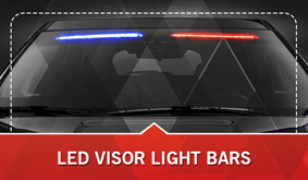 Led Emergency Vehicle Lights And Police Warning Lights