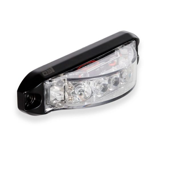 -Swift 3.0 TIR 3 Watt 180 LED Emergency Vehicle Grill Warning Light Head