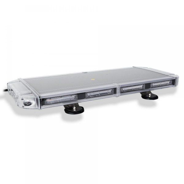 Predator Emergency 3 watt Low Profile Magnetic Roof Mount Mini Linear LED Light Bar Bar 27 in