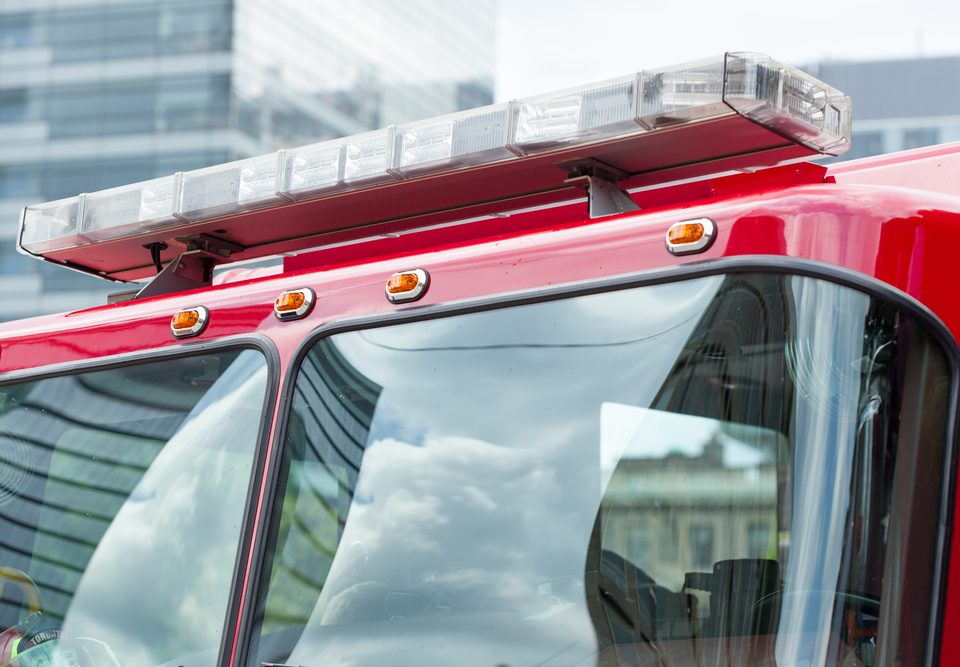 Are LED lights best for emergency vehicles?