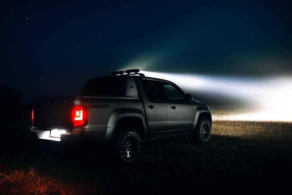Emergency LED lights for vehicles