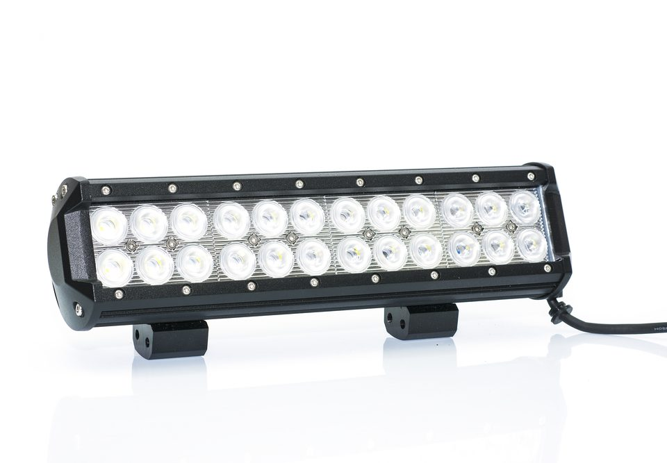 Are LED dash lights and light bars legal?