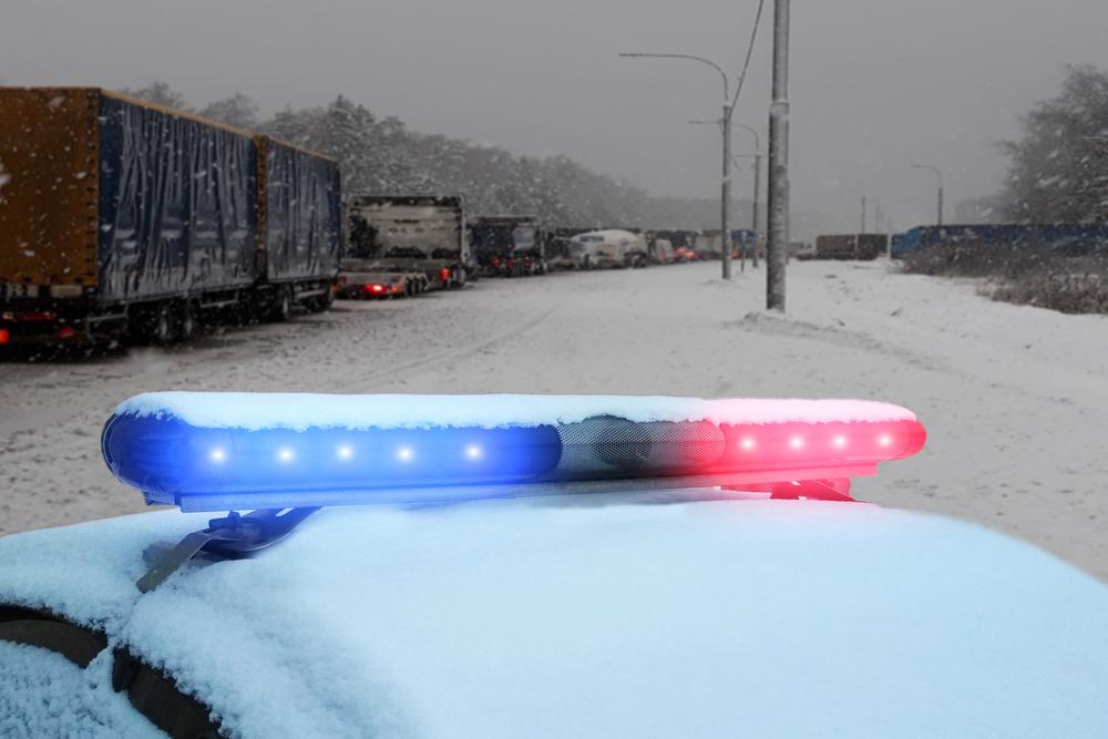 LED lights for law enforcement